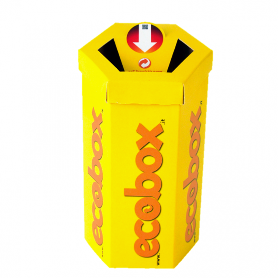 Ecobox giallo